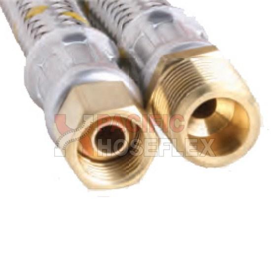 Braided Easy Flex u2013 Gas Connector  sc 1 st  Pacific Hoseflex & Braided Easy Flex Stainless Steel Hose - Gas Connector | Pacific ...