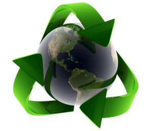 recyclesymglobegrn