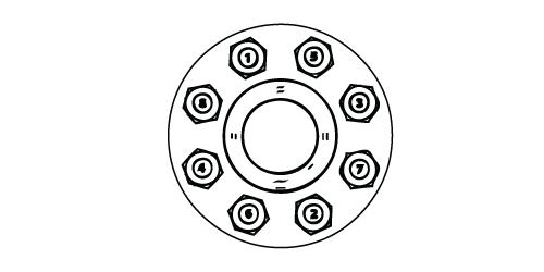 Bolt Hole Sequence
