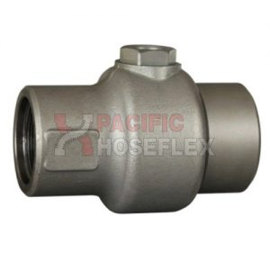 High Pressure API Straight Swivel Joints